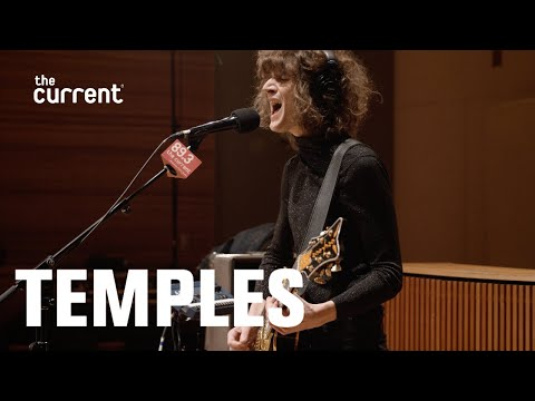 Temples - The Howl (Live At The Current)