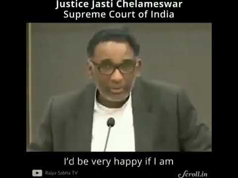 Justice chelemeshwar intolrance speech