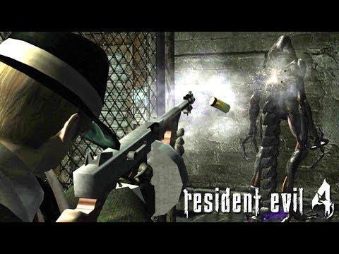 RESIDENT EVIL 4: 100% - VERDUGO Vs CHICAGO TYPEWRITER! #59