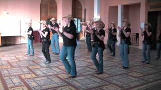 MAGIC MOON - line dance - NEW SPIRIT Of Country Dance