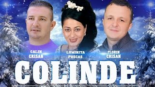 COLINDE 2016 CALIN CRISAN, LUMINITA PUSCAS SI FLORIN CRISAN
