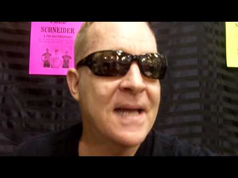 Fred Schneider talks about indie record stores