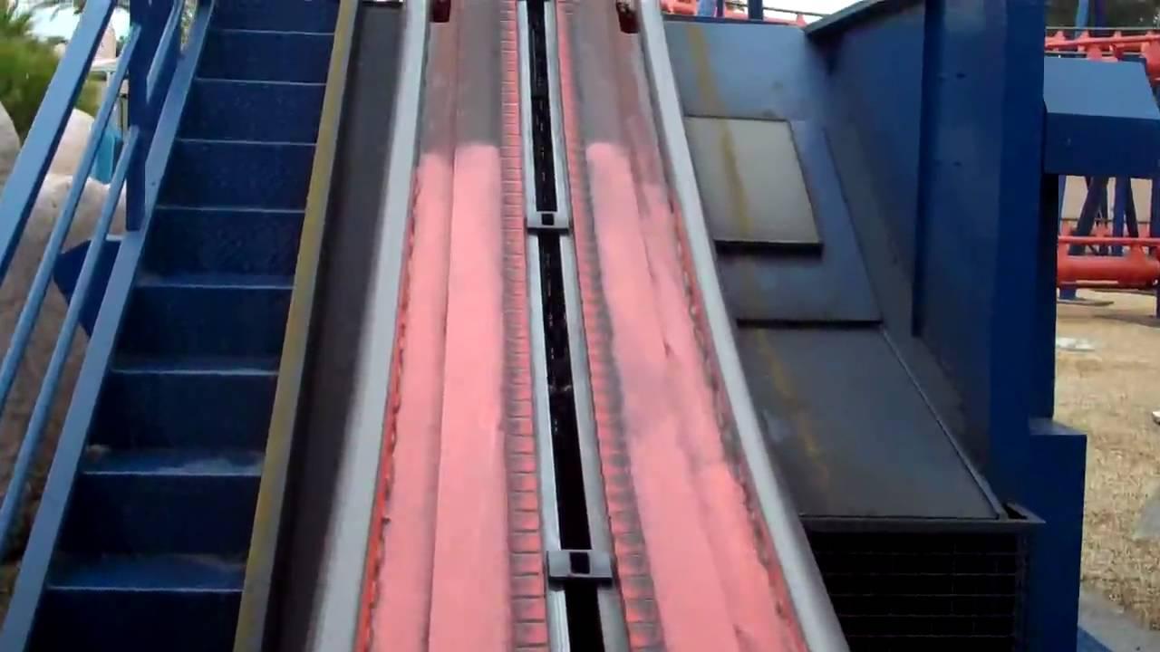 Scorpion Hd Onride Pov Busch Gardens Tampa Youtube
