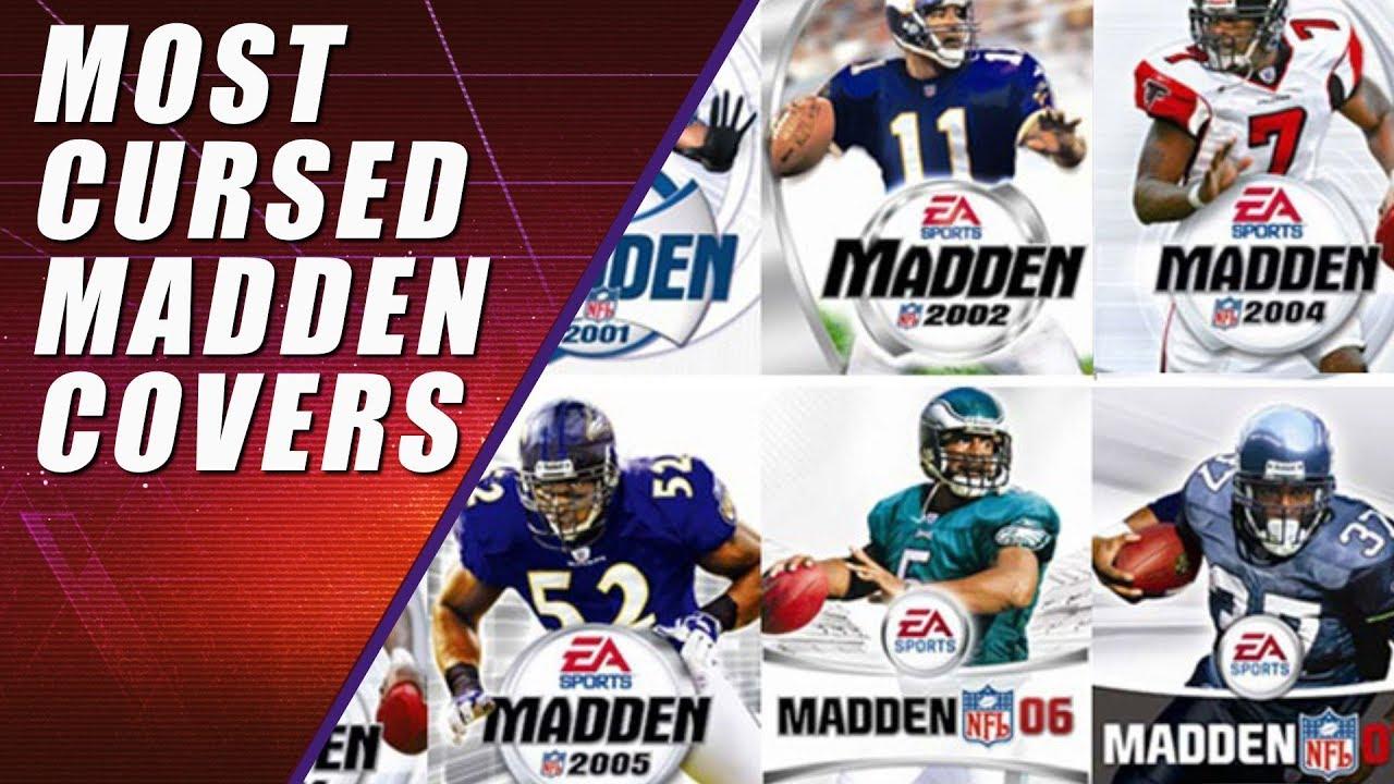 madden curse the 5