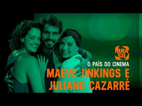 Maeve Jinkings e Juliano Cazarré l O País do Cinema