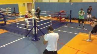 Бокс в Москве в Кожухово ФОК Гелиос