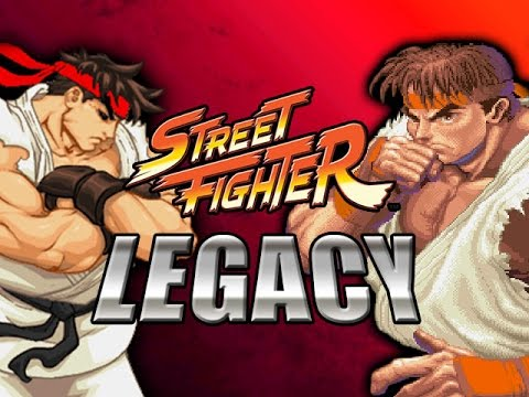 STREET FIGHTER LEGACY: The HD Remix (Part 1)