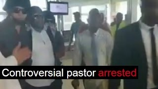 Pastor accused of sexual offences arrested at Port Elizabeth airport