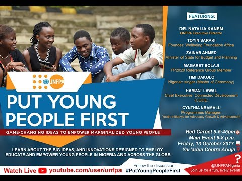 Put Young People First