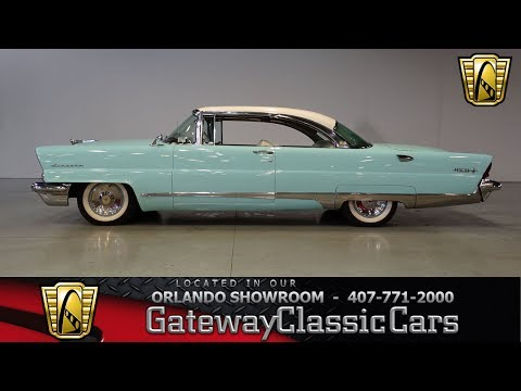 1956 Lincoln Premier Gateway Orlando #845