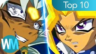 Top 10 der KRASSESTEN  Yu-Gi-Oh! Duelle!