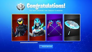 *NEW* HOW TO GET FREE SEASON 9 REWARDS IN FORTNITE! (Free Items)