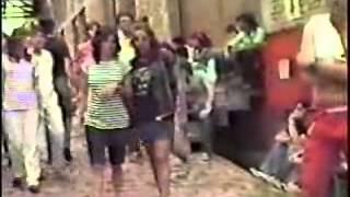 O Começo do Fim do Mundo 1982 - cenas da entrada do Sesc Pompéia Parte 3