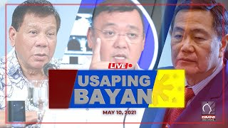 LIVE:  Usaping Bayan kasama sina Mike Abe at Admar Vilando | May 10, 2021