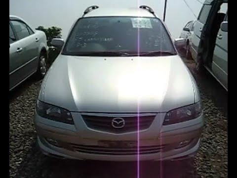 Mazda Capella Wagon 2002 года.avi
