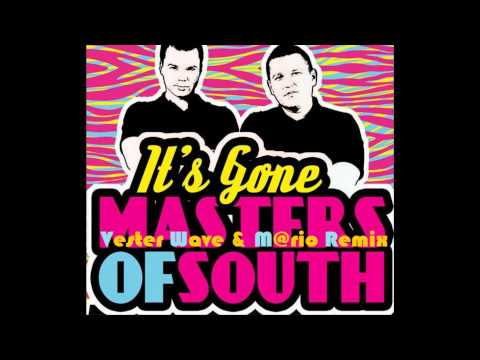 Masters of South feat. Cliff Randall - It's Gone (VESTER WAVE & M@RIO Remix) + Download Link