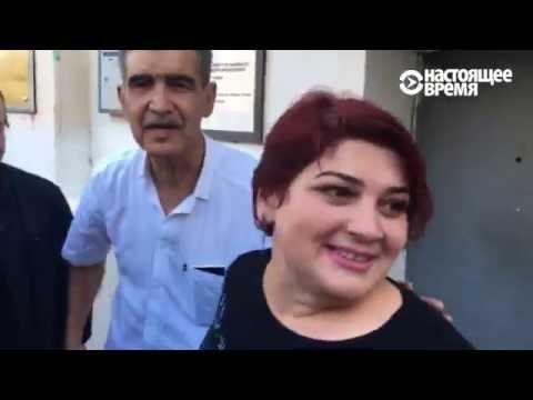 Хадиджа Исмайлова на...