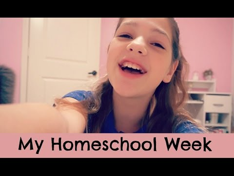 My Homeschooling Week | My First Saturday Only Vlog & Prank Text