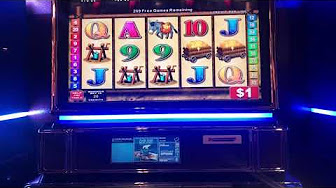 Funky spin slot