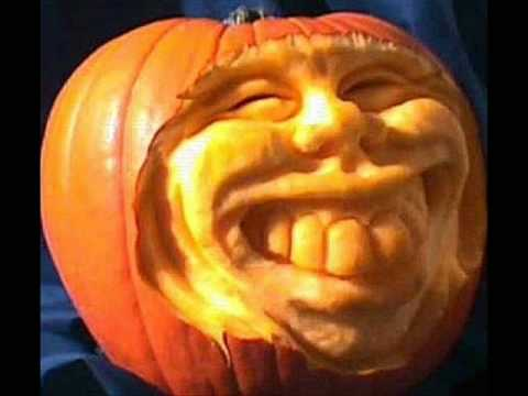 s c a r y carved halloween pumpkins turn sound on video not rh youtube com scary pumpkin carvings easy scary pumpkin carvings ideas