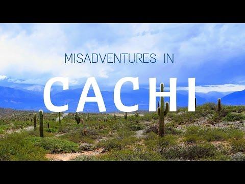 Travel misadventures in Cachi, Argentina