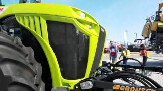 Looking at Machinery - Farm Progress Show 2016