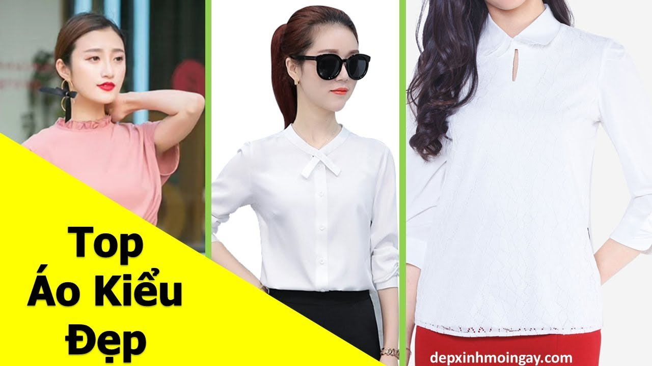 Top 60 áo kiểu nữ đẹp thời trang Y21   Tất tần tật thông tin về thời trang nữ