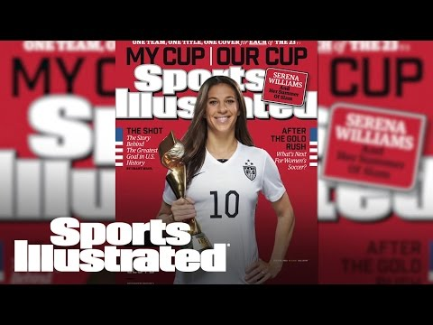 Behind the cover shoot: USA Women's World Cup team  Sports Illustrated