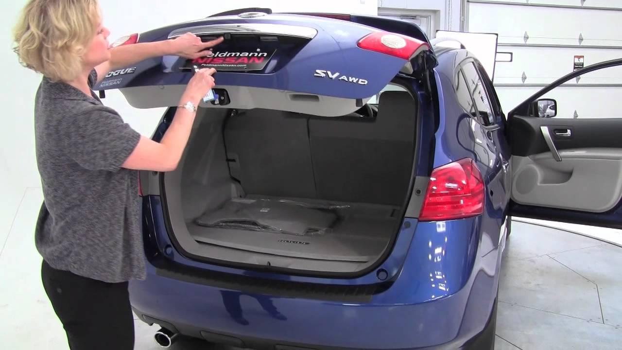 The New 2011 Nissan Rogue SV AWD Feldmann Nissan Bloomington Minneapolis MN  New Walk Around   YouTube