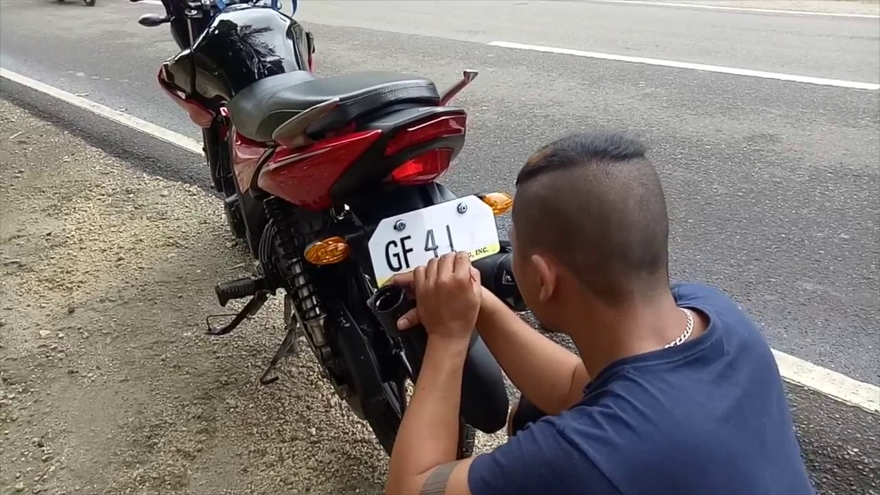 Motorcycle Registration in the Philippines | Leaving Holland