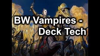 MTG الساحة أعلى الطوابق - BW مصاصي الدماء | سطح السفينة التكنولوجيا