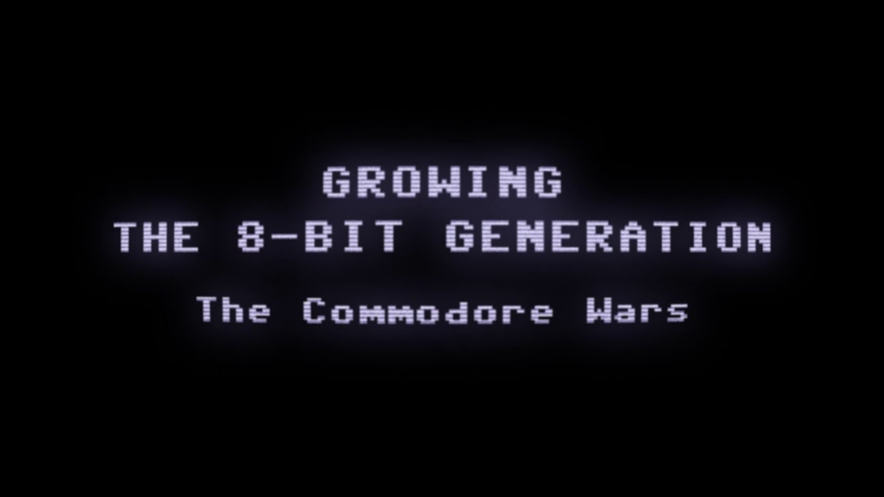 8bit generation | The Commodore Wars