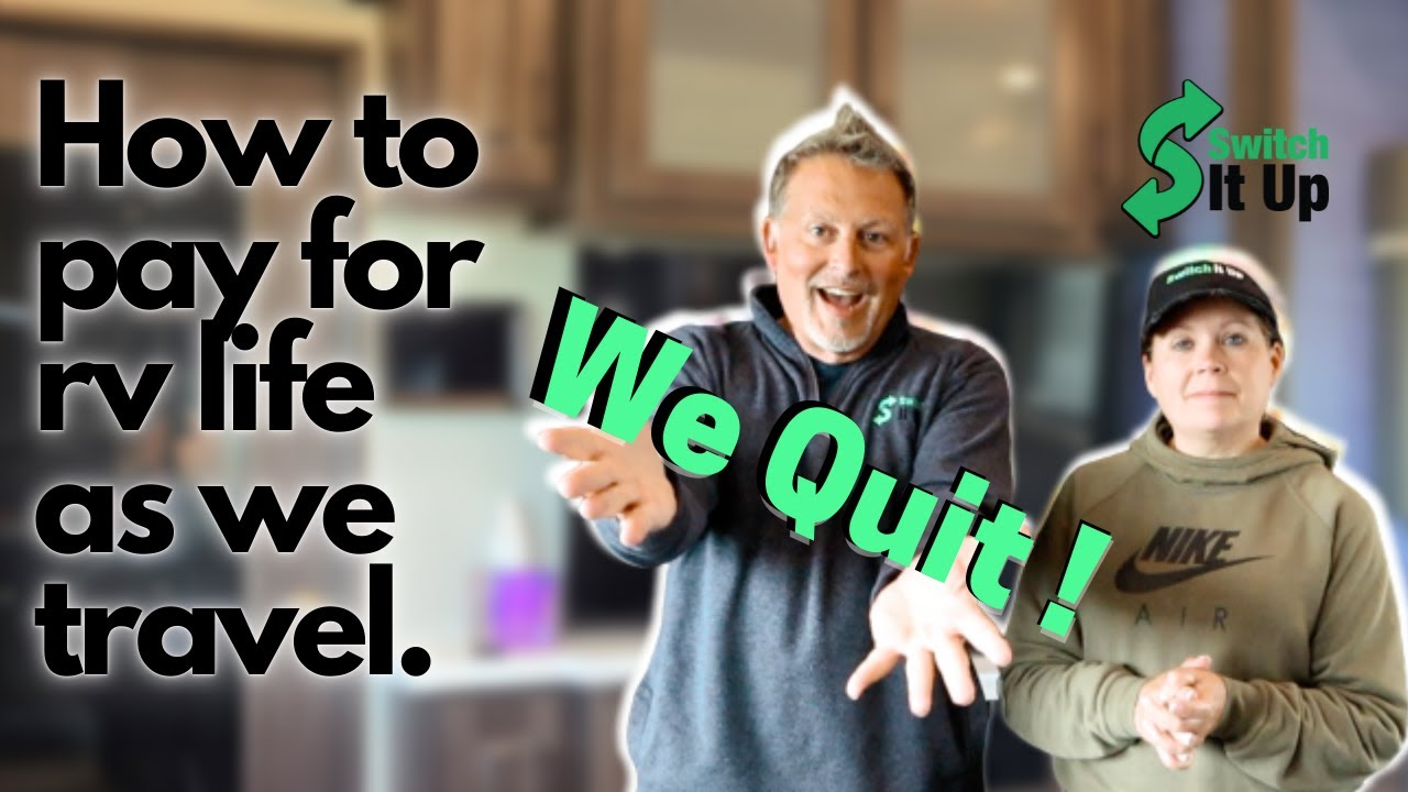 We Quit ! (How do we make income as we travel?)
