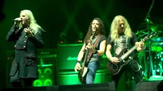 Saxon - Crusader Live in Hartwall Arena, Helsinki 6.12.2015