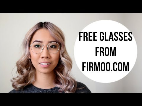 Free Glasses from Firmoo Glasses (Review) | Grace Lee London