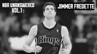 NBA UNANSWERED Episode 1: Jimmer Freddette