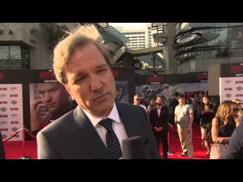 Marvel's AntMan: Martin Donovan Red Carpet Movie Premiere