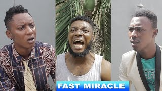 Download Thespian Nozy Comedy - Fast Miracle (Real House of Comedy)