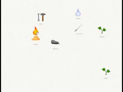 how to make fish in little alchemy 2