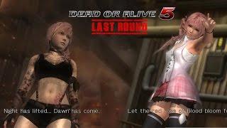 Dead Or Alive 5 Last Round Rachel vs Marie Rose PC Mod