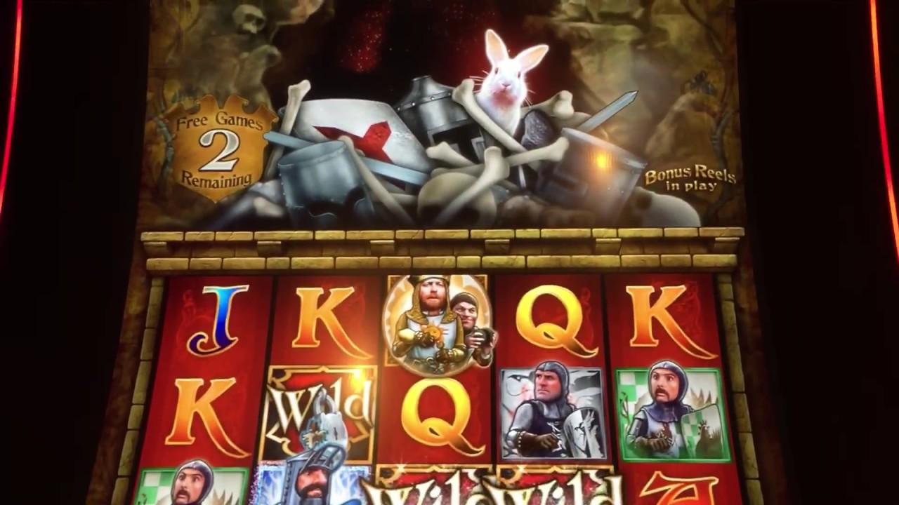 Killer rabbit slot machine lavage voiture geant casino annemasse