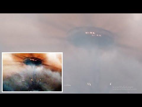 Ovni captado antes de una tormenta, Michigan, EU | 2 Agosto 2015 | UFO sightings