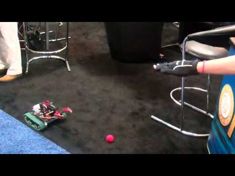 Accelorglove ONR at AUVSI 's Unmanned...