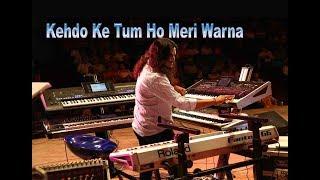 Kehdo Ke Tum Ho Meri Werna | Mayur Soni | Amit Kumar | Anuradha Paudwal | Tezaab | Anil Kapoor