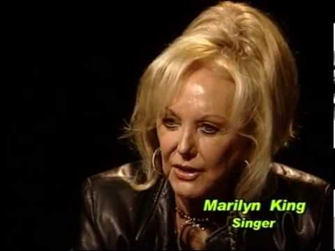 Marilyn King--Rare TV Interview, King Sisters
