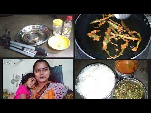 Rainy day vlog/ DIML / Pajji chutney/ Full day routine / Thenmozhi lifestyle
