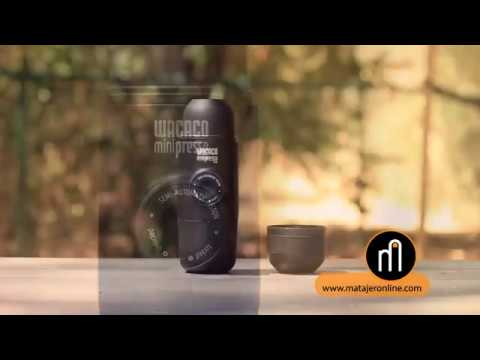Minipresso NS   handpowered