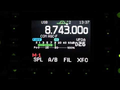 8743 kHz Bangkok Radio?