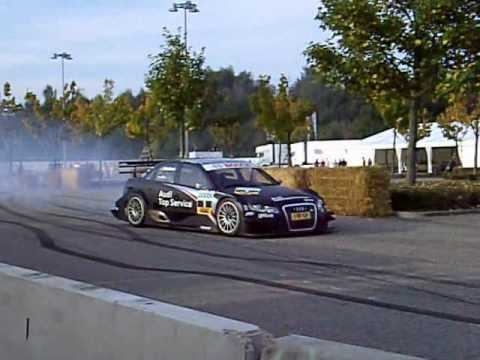 Audi A4 DTM Donuts
