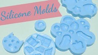 🌼 Unmolding Handmade Silicone Molds 🌼